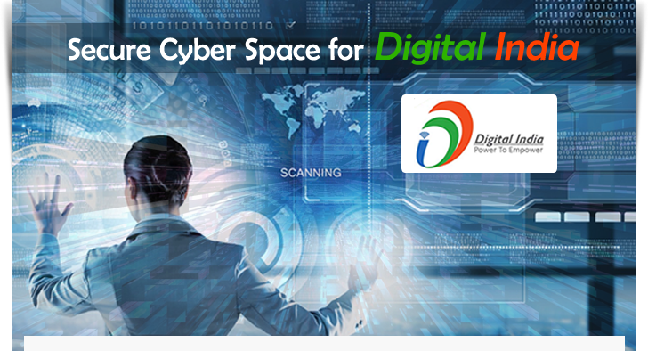 Comprompt Secure Cyber Space for Digital India with Cyberoam Security