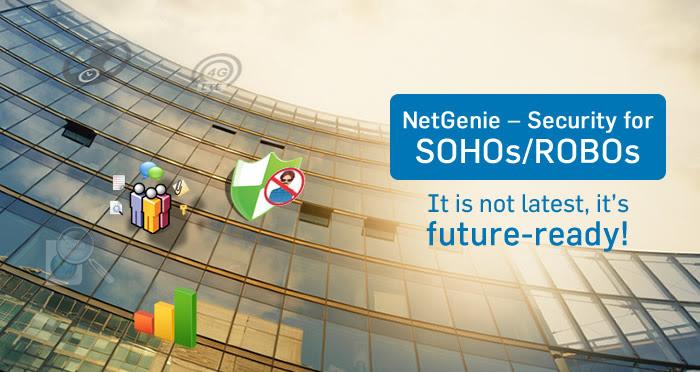 NetGenie-It is not latest,it's future Ready