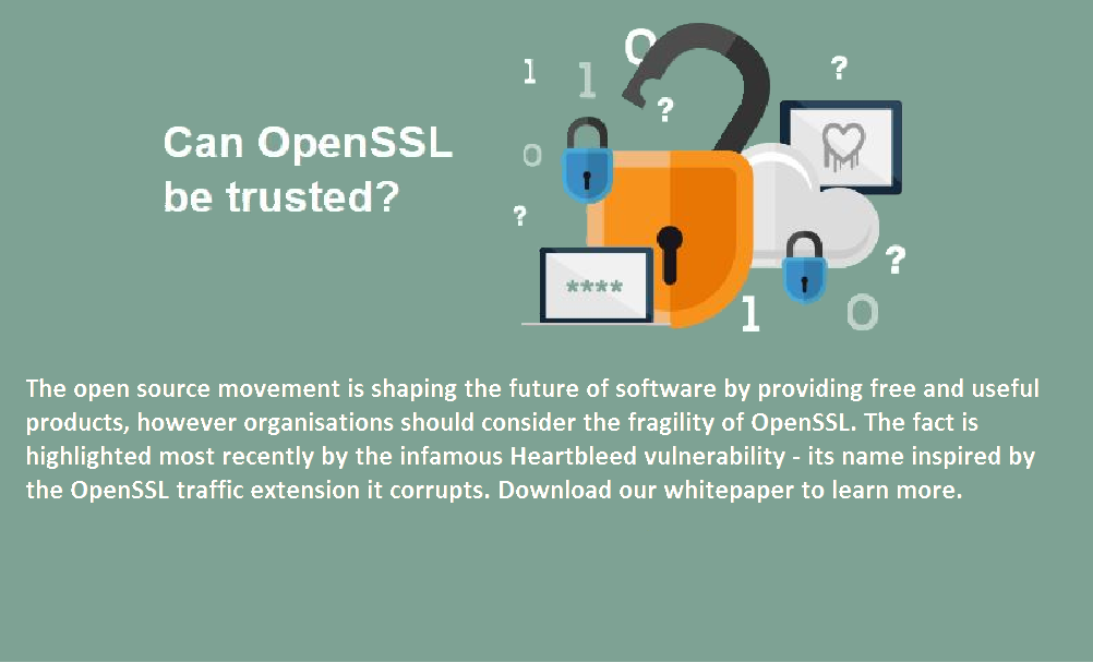 can openssl be trusted