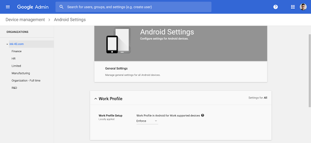 android-settings