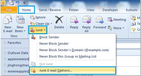 doc-configure-junk-email-1