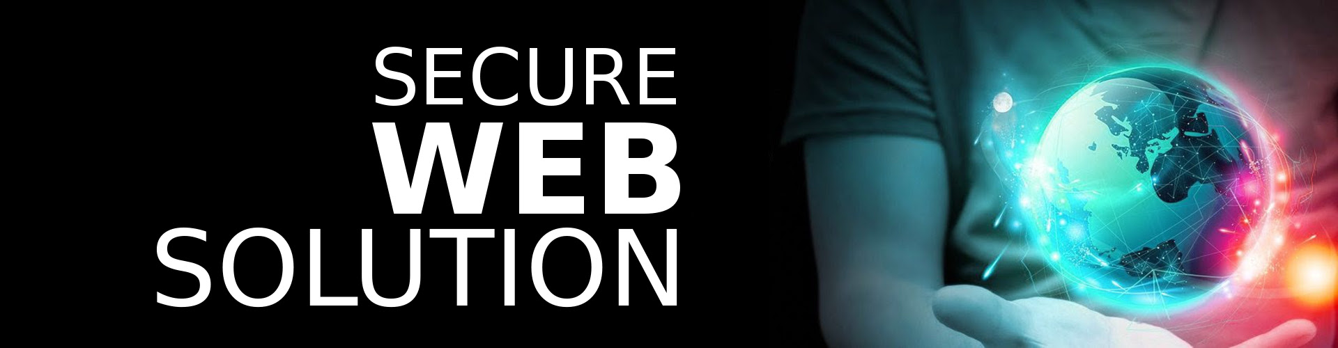SECURE WEB SOLUTION