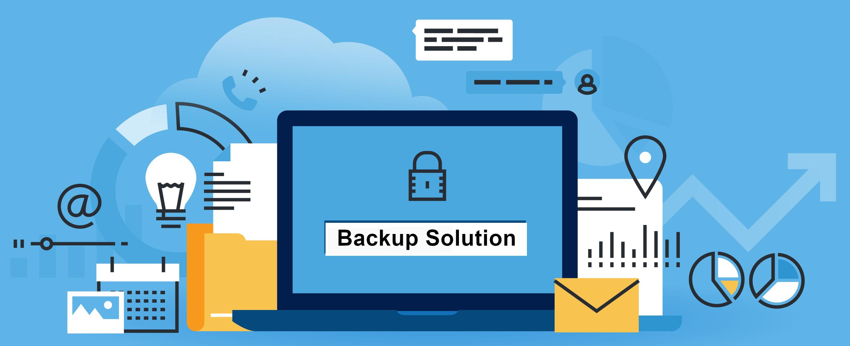 D Safe Backup Solution